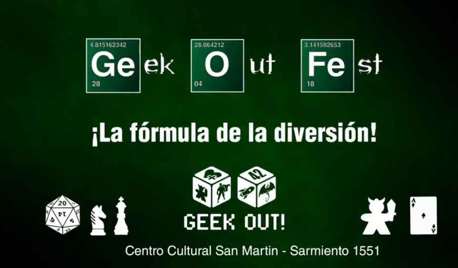 Geek Out Fest 4.0